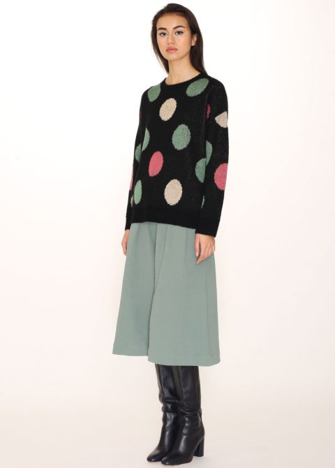 big-dots-sweater-black